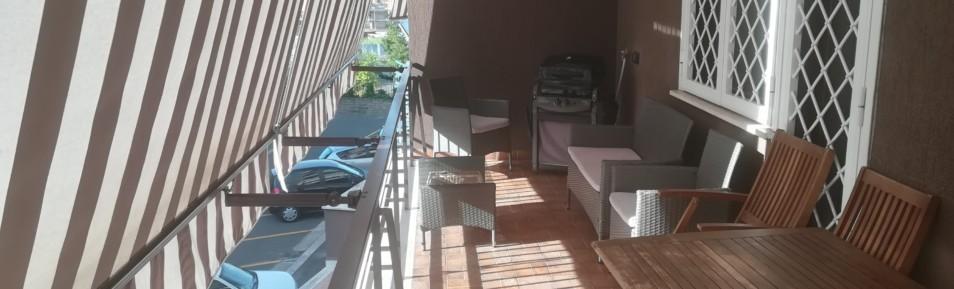 Portuense Colle del Sole appartamento con box auto
