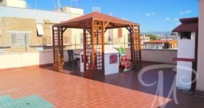 Casilina Torrenova apartamento con terrazzo